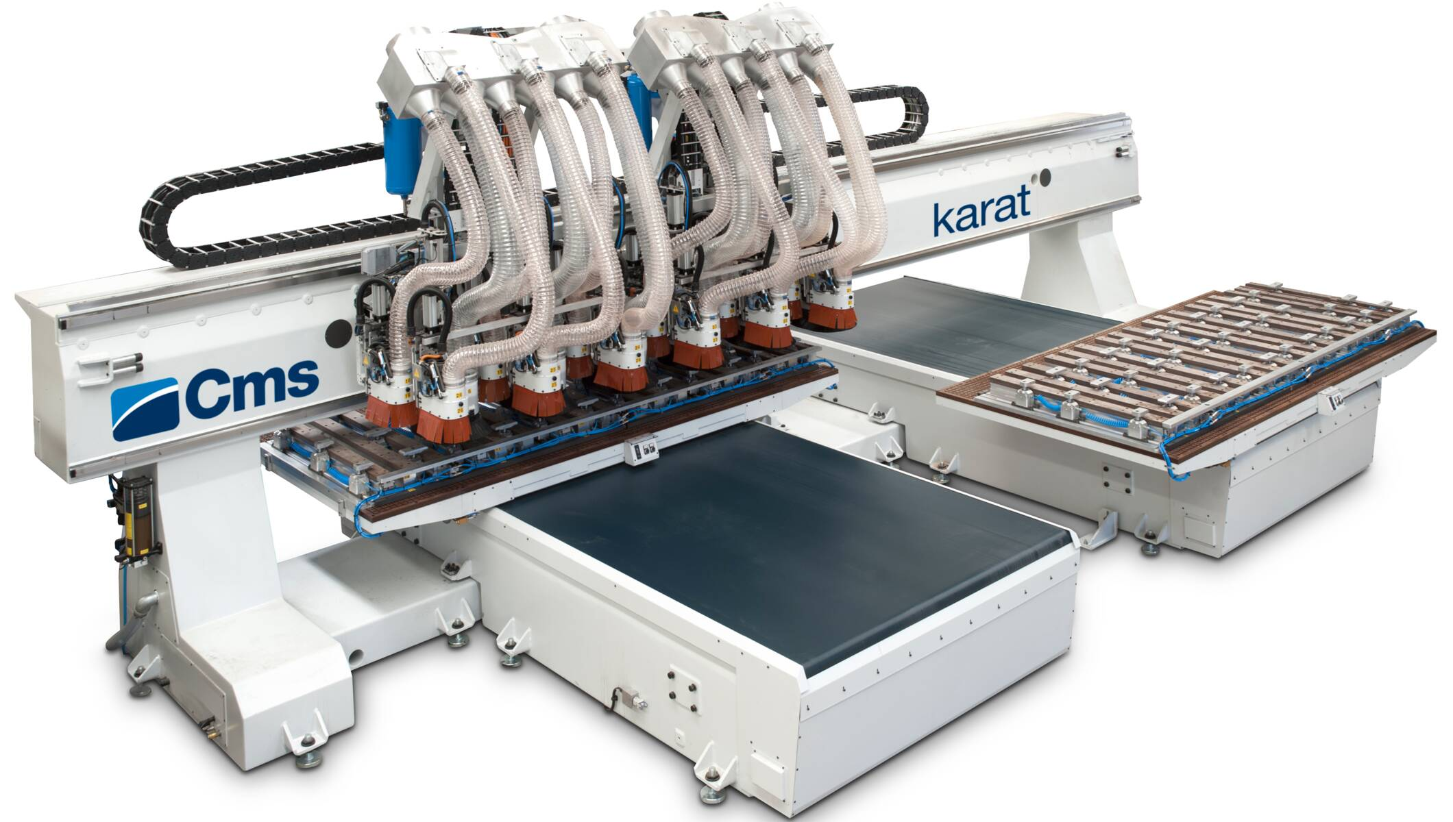 Wood processing - 3/5-axis CNC machining centres - KARAT