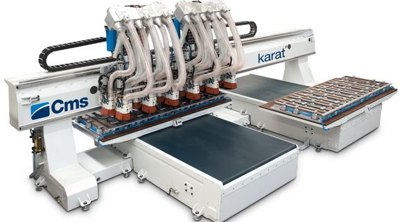 Karat - Woodworking Machining Centre - CMS Wood