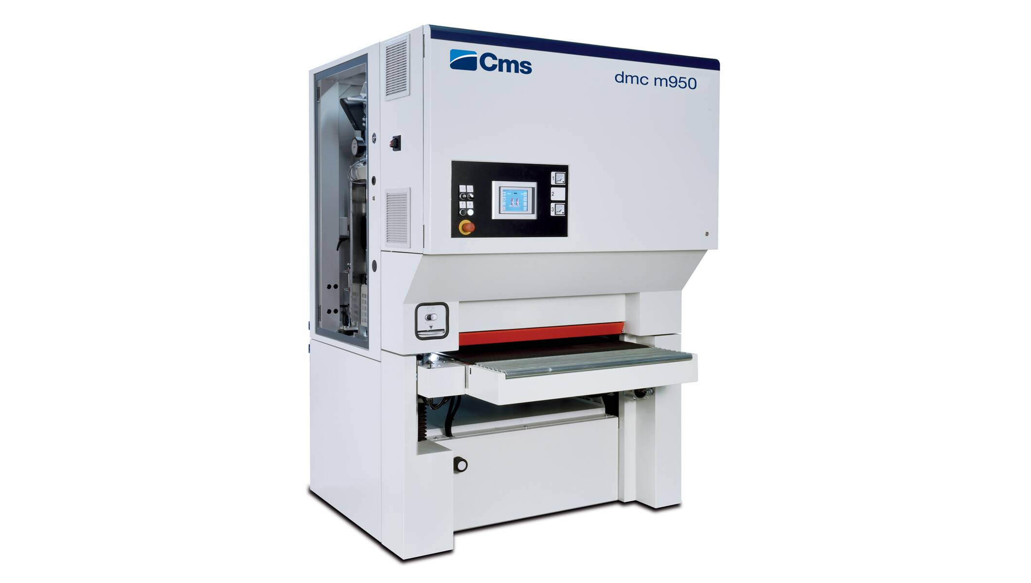 Deburring and finishing - Dry operations - dmc m950