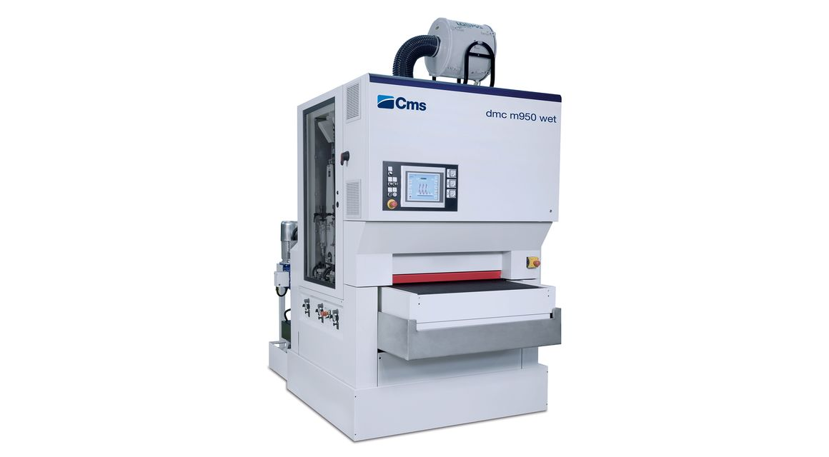 m950 wet | Deburring and Finishing Machinery | CMS Metal Technology