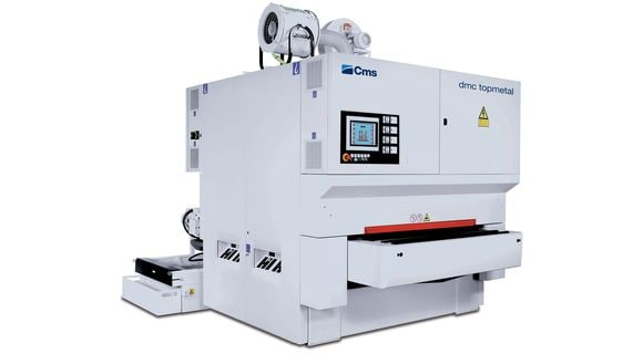 DMC Topmetal | Deburring and Finishing Machinery | CMS Metal