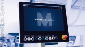 Consolle eye-M - industrielles Bedienertableau multi-touch