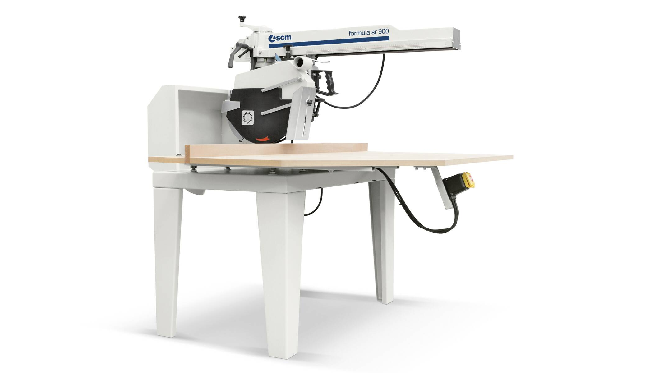 Joinery machines - Radial saws - formula sr 650 - sr 750 - sr 900