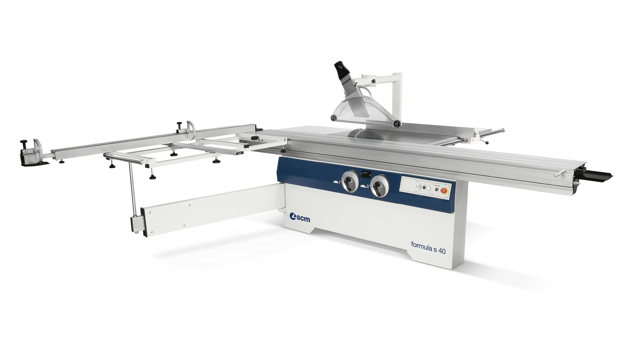 Joinery machines - Sliding table saws - formula s 40