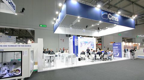 CMS a lead player at Plast 2018