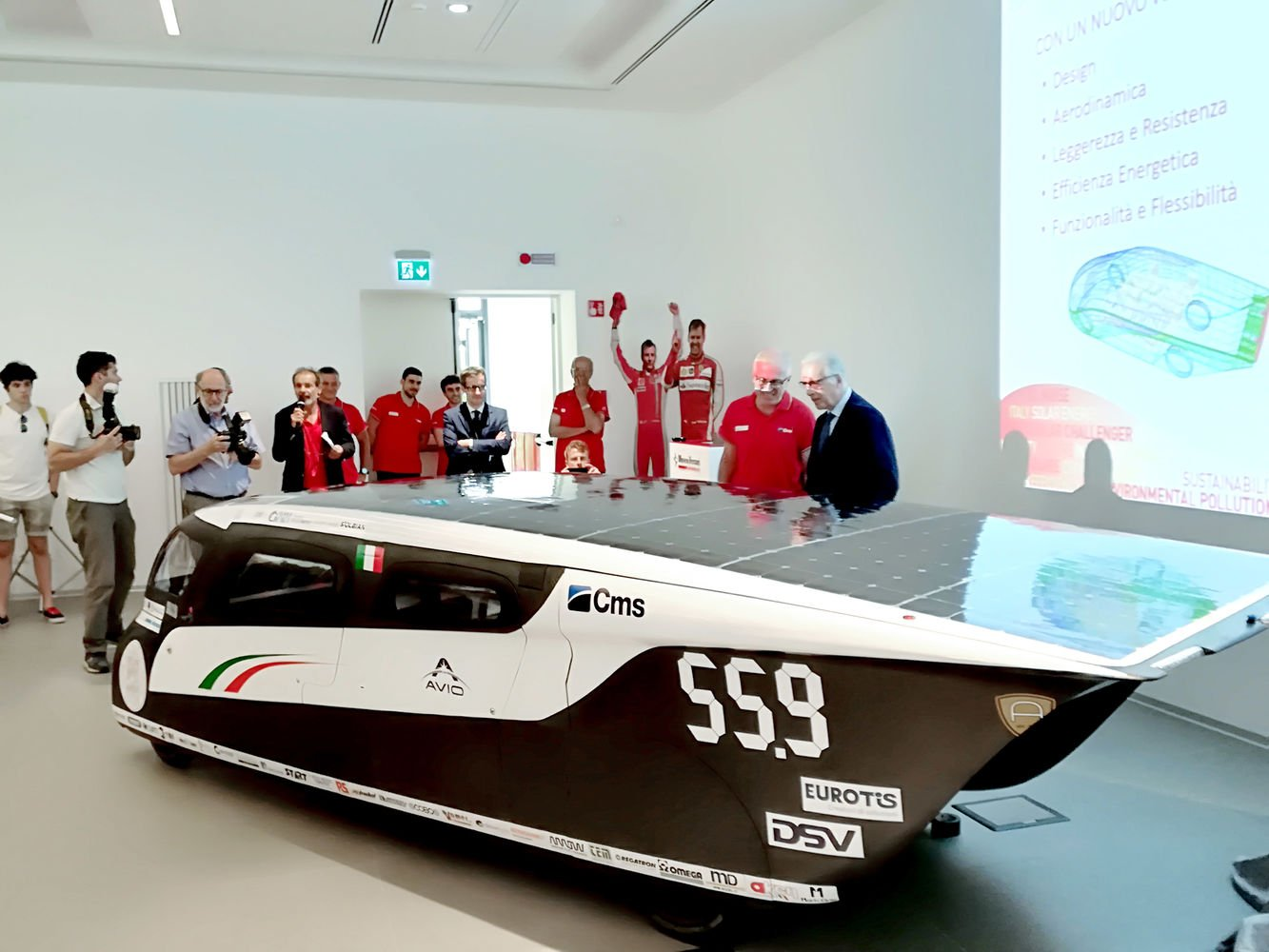 "Scm Group and the University of Bologna take up the ""solar"" challenge together"
