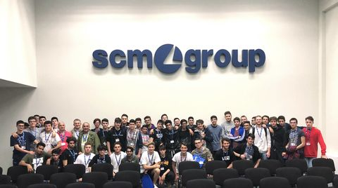 At the business school: An intense school year also for Scm Group