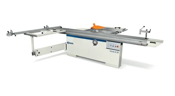 Circular Saw with Titling Blade Nova si 30 - SCM Group