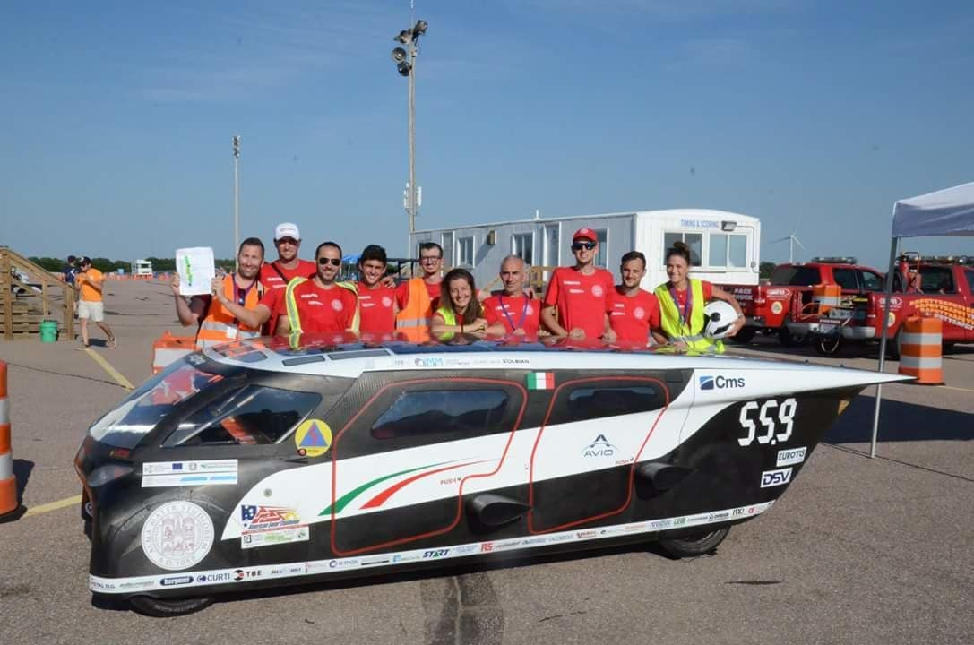 Solar Wave team among the best in the world: the American Solar Challenge draws nearer