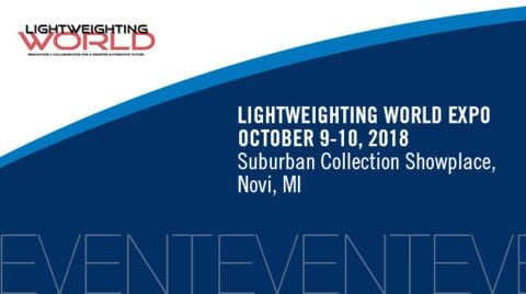 Lightweighting World Expo