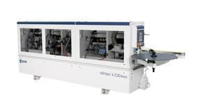 Single-Sided Automatic Edge Bander Olimpic K 230 Evo - SCM Group