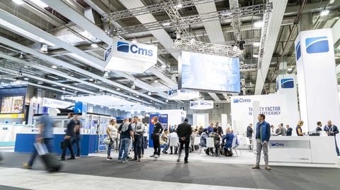 CMS Stone at Marmomac 2018