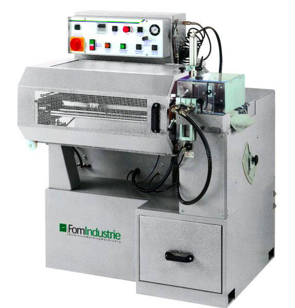 Aluminium Processing - Single Head Saw - FOM Mirage Aluminium Automatic Saw