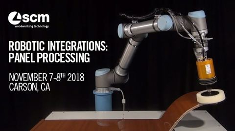 Robotic Integrations: Panel Processing