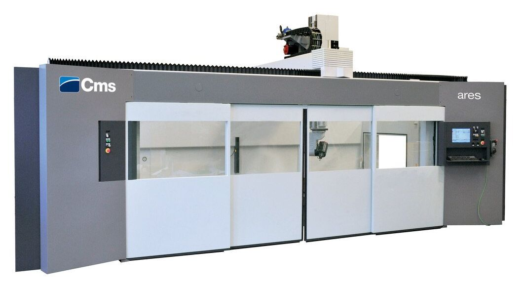 Ares - High-Speed Machining Centre - CMS Advanced Materials