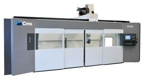 Ares - High-Speed Machining Center - CMS Advanced Materials