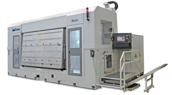 Ikon | High Speed 5 Axis Machining Center | CMS Advanced Materials