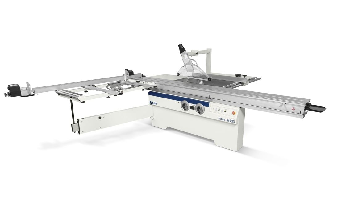 Programmed Circular Saw Nova SI 400 - SCM Group