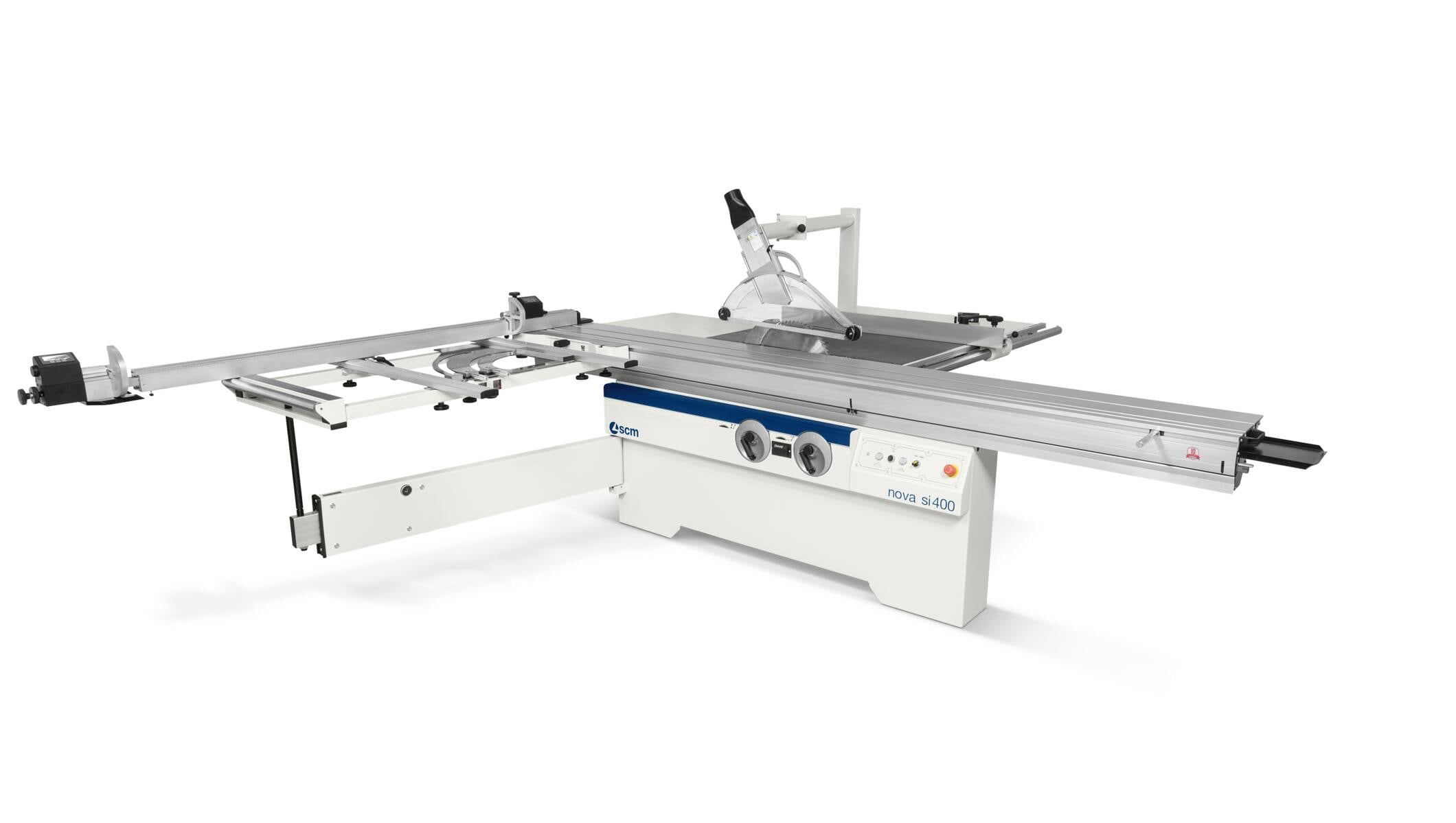 Joinery machines - Sliding table saws - nova si 400