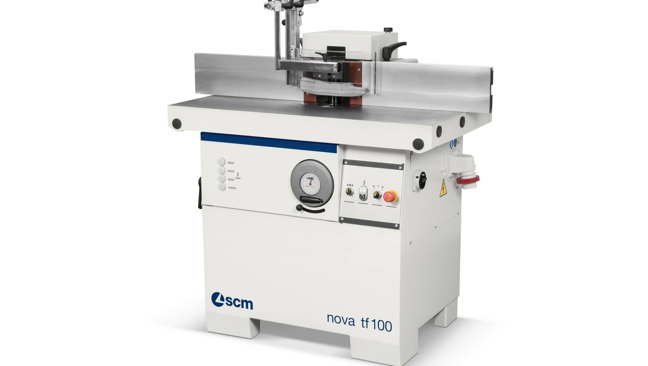 Joinery machines - Moulder - nova tf 100