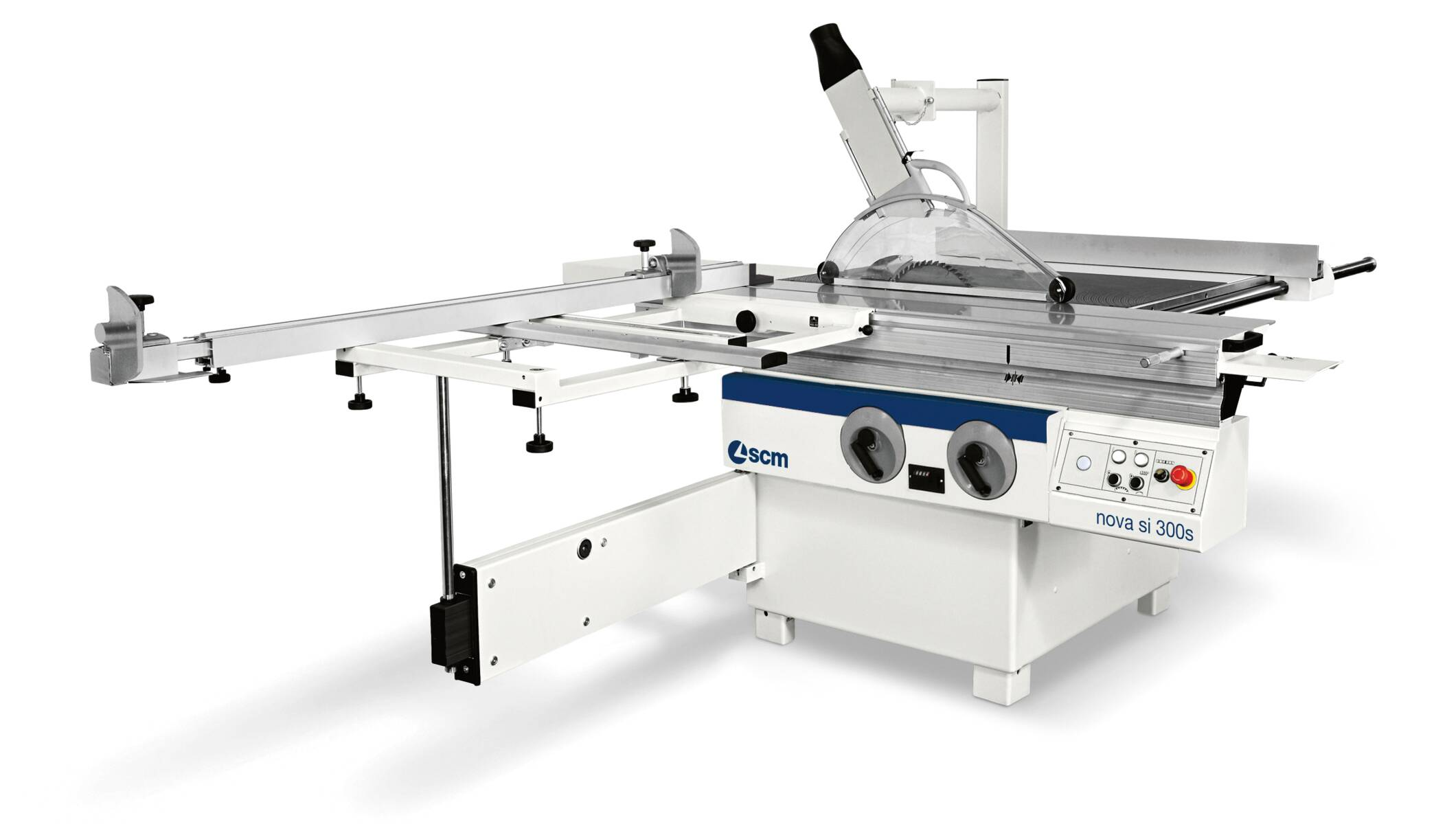 Joinery machines - Sliding table saws - nova si 300s