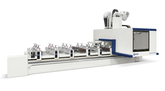 Entry Level CNC Router Accord 25 FX - SCM Group