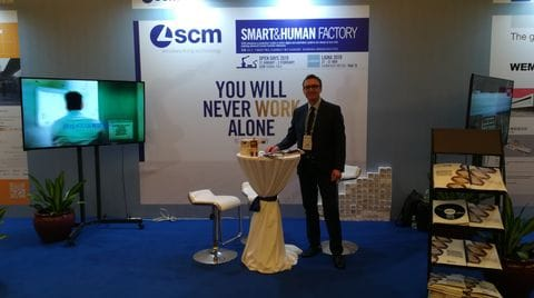 SCM Group: find out our industry group news and events