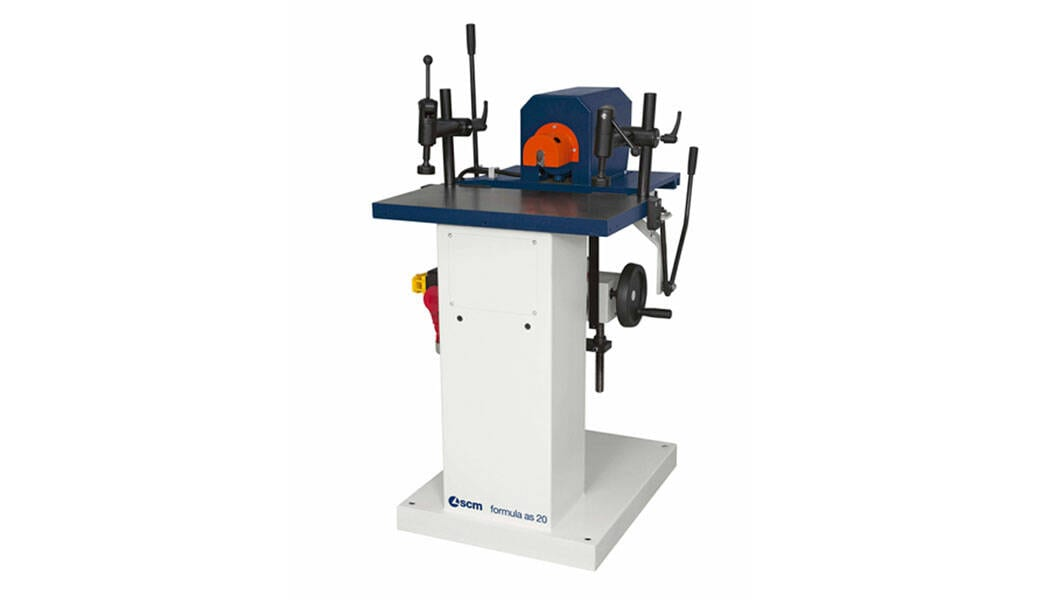 Joinery machines - Horizontal mortiser - formula as 20
