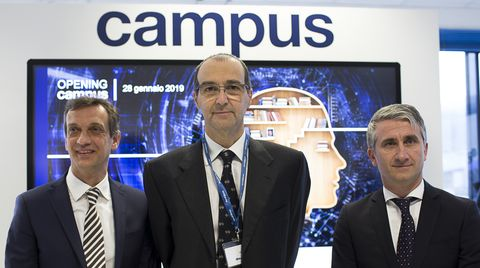 "SCM GROUP PRESENTA ""CAMPUS"""