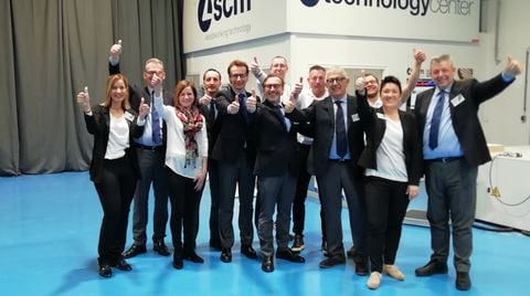 SCM Austria Opening: on the starting line!