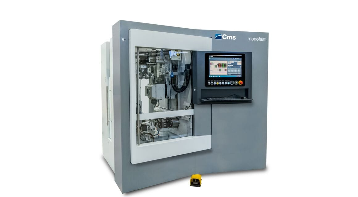 Monofast - Machining Centre for Eyewear Industry Processing - CMS