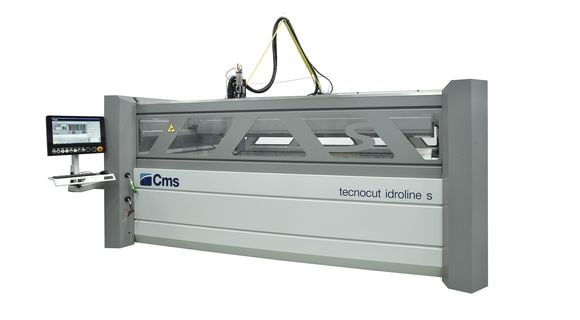 Tecnocut Idroline S - Waterjet - SCM Group