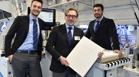 "SCM Austria: a grand opening with a ""Smart"" factory spirit"