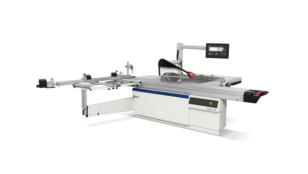 Joinery machines - Sliding table saws - class si x