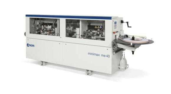 Automatic Pot Edgebander Minimax ME 40 - SCM Group