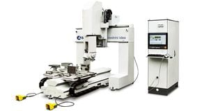 balestrini idea - Gantry 5 axis Machining Centre