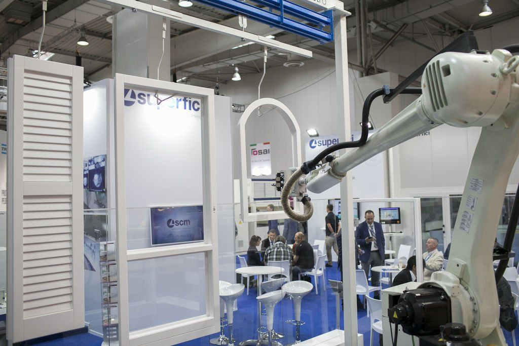 Superfici at Ligna 2019