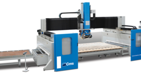Brembana Formax - 5-Axis CNC Bridge Milling Machine - CMS Stone