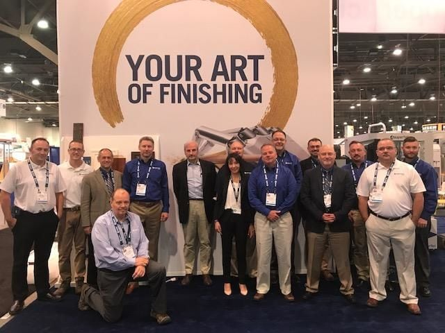 Superfici at AWFS 2019