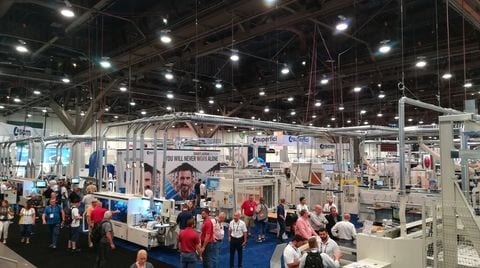 """You will never work alone"": the best of SCM technologies on show in Las Vegas"