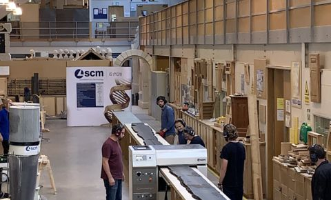 SCM Wood: machines and systems for wood processing