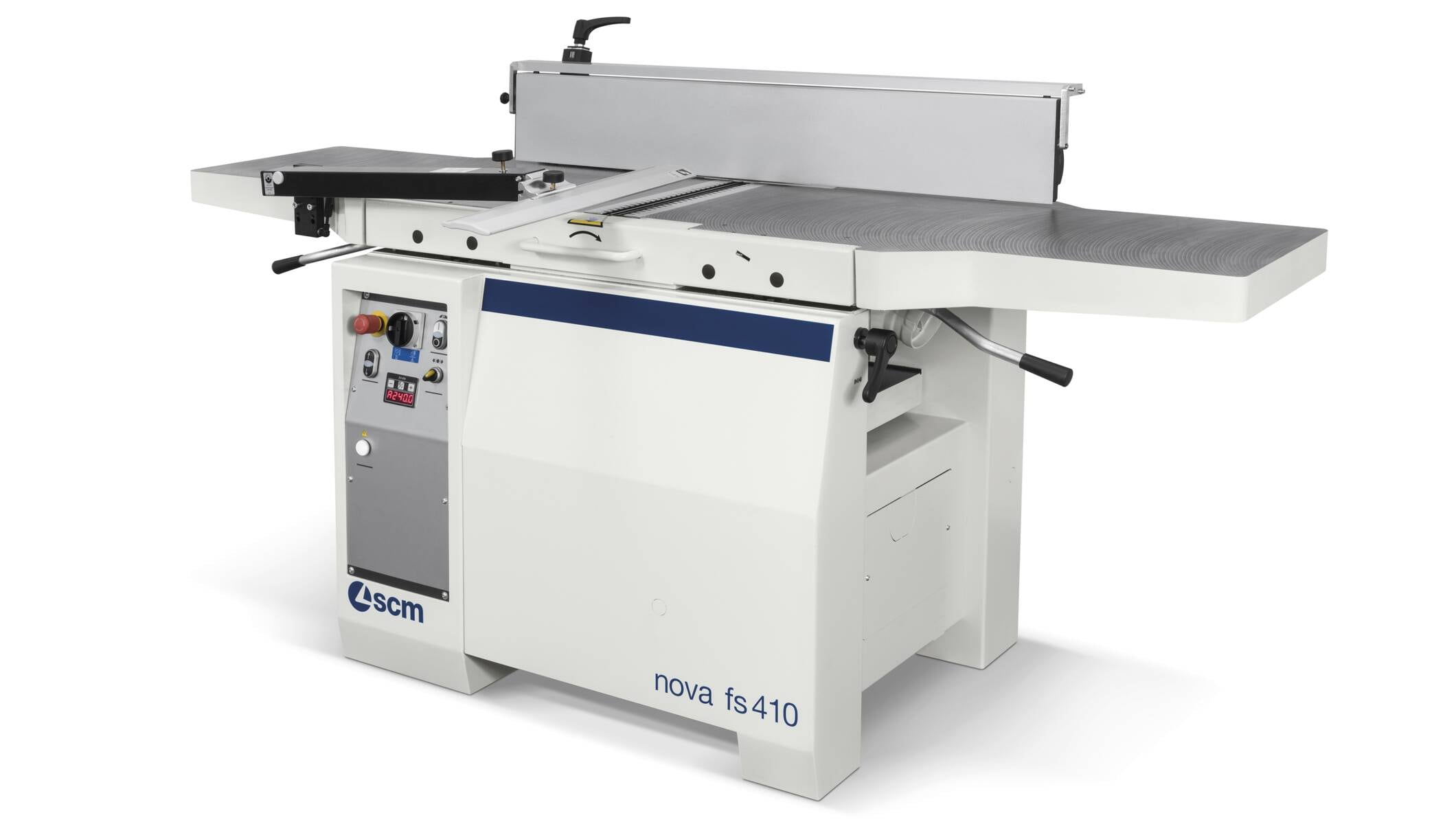 Joinery machines - Combined planer-thicknesser  - nova fs 410