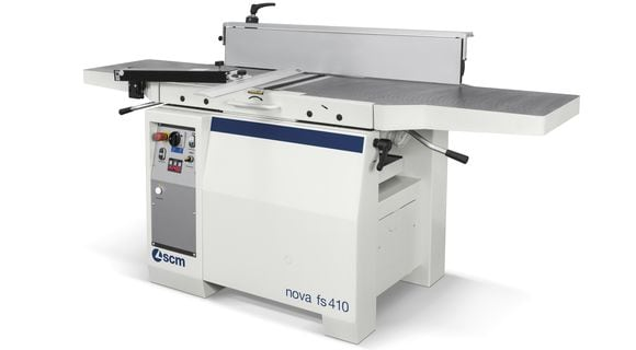 Wood Combined Planer-thicknesser Nova FS 410 - SCM Group