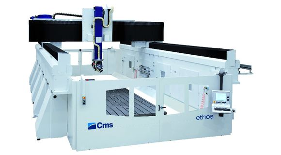 Cronus | High Speed 5 Axis Machining Center | CMS Advanced Materials