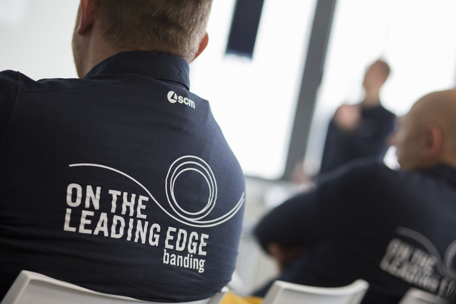 """On the Leading Edgebanding"": a preview of excellence for ""batch 1"" edgebanding with a Sales Training Day."
