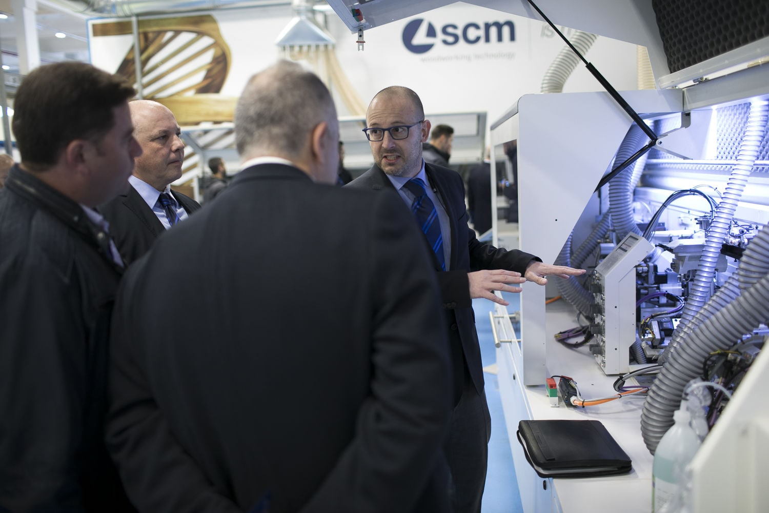 """On the Leading Edgebanding"": excellent results at the SCM event"
