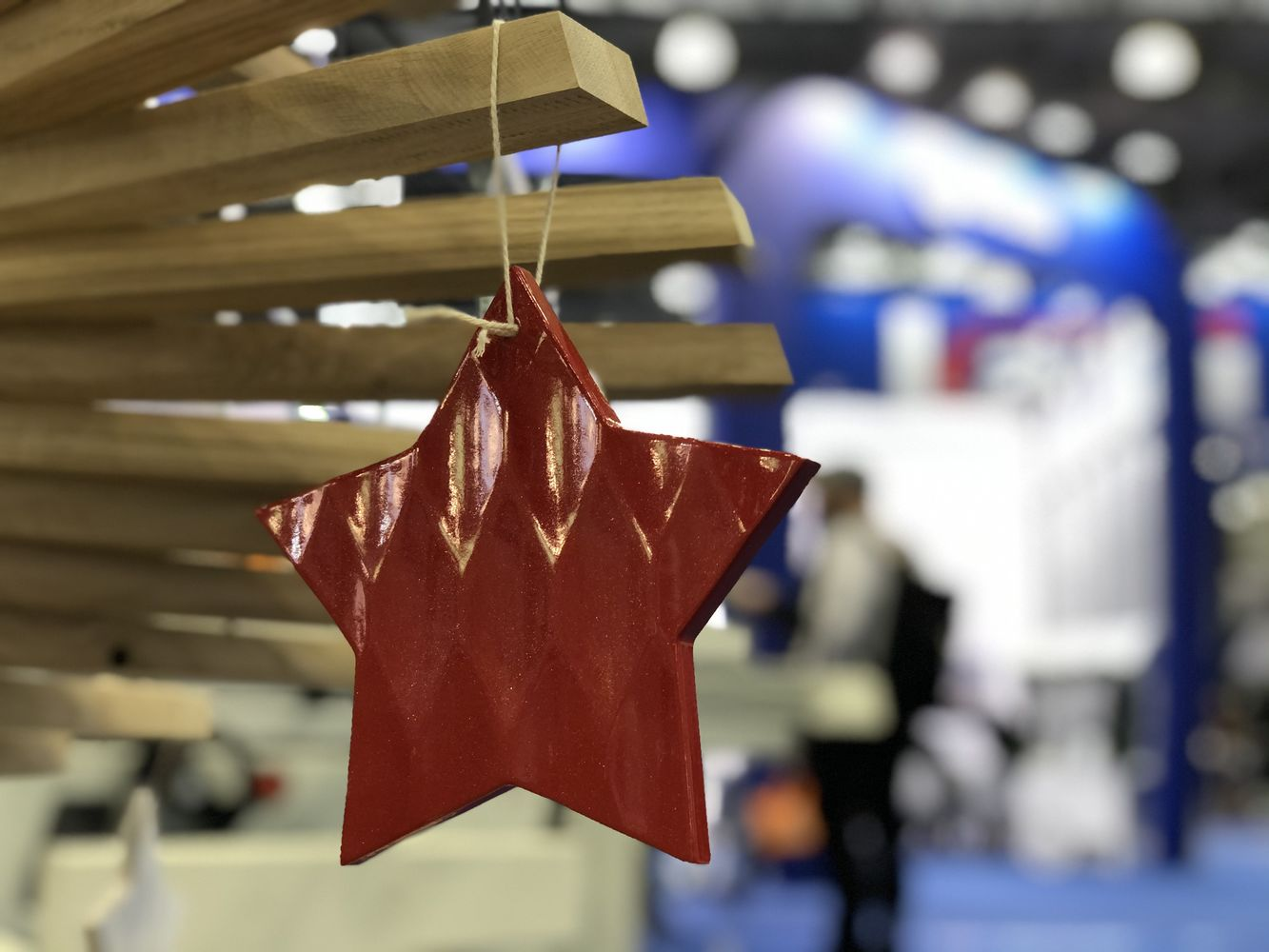 Success and Christmas magic for SCM at Woodex