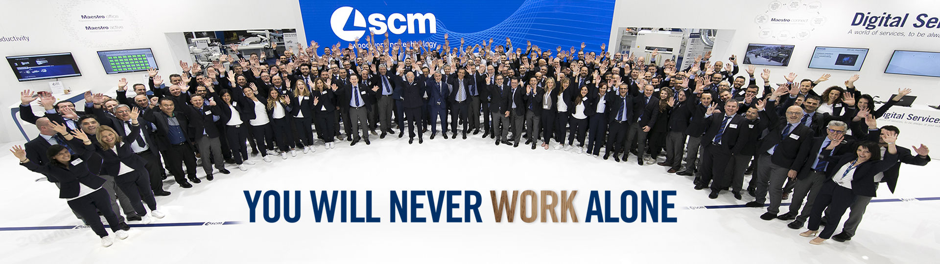 SCM at your side
