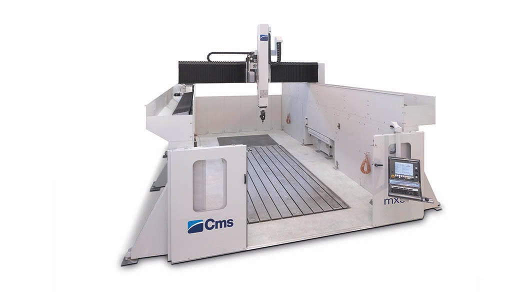 CNC machining centers - 5-axis CNC machining centers, passage in Z from 500 mm - mx5