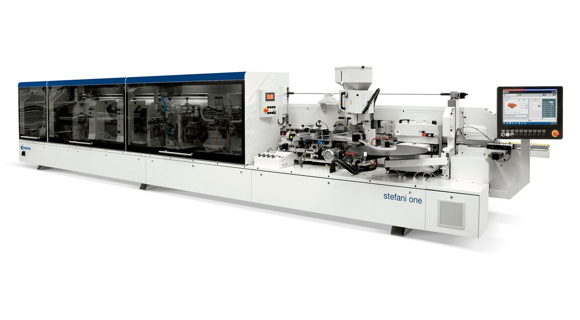 Single-Sided Automatic Edge Bander Stefani One - SCM Group